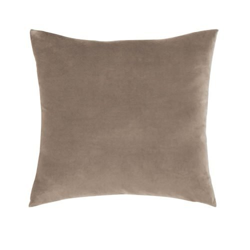 cuscino in velluto Plumex