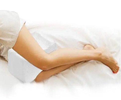 cuscino posturale per gambe